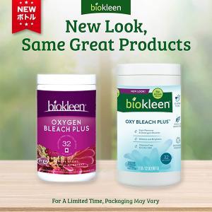 酸素系漂白剤 洗濯洗剤  オキシジョンブリーチ 900g 漂白 柔軟剤 シミ取り 天然成分 人気 おしゃれ着 赤ちゃん 子供服 大容量|biokleen-shop|02