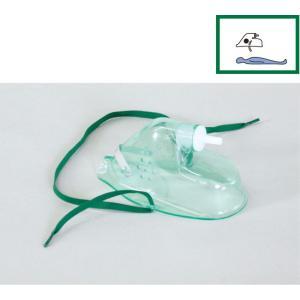 ブルークロス社 中濃度用酸素マスク No.4-01 10個入