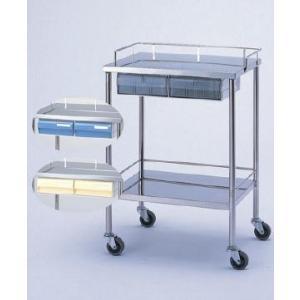 無料健康相談 対象製品 器械台SK-3235C(クリアー引出し付)    biomedicalnet