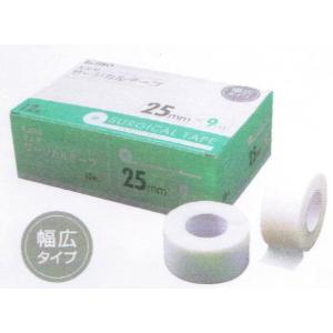 【感謝価格】【薬局でお馴染み】 エルモ サージカルテープ 25mm×9m 12巻入|biomedicalnet