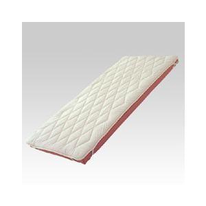 西川リビング ふっくらタイプベッドパッド 103X195cm|biomedicalnet