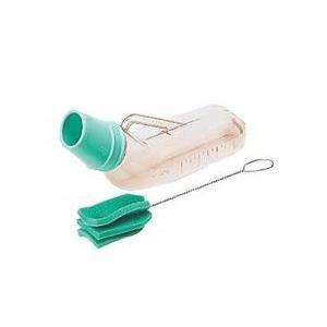 尿器 透明タイプ洗浄ブラシ付 男性用 biomedicalnet