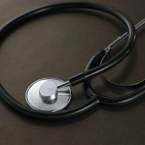 1年保証付  シングルヘッド聴診器 外バネ式|biomedicalnet