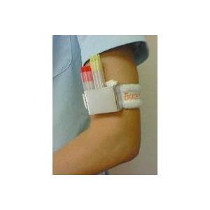 鍼ホルダー アームバンドセット H-100S 高機能10本プラス脱脂綿収納タイプ  鍼灸師様のアイデア製品  鍼灸|biomedicalnet