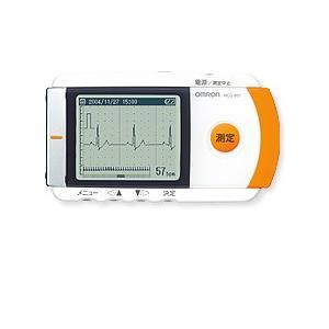 【無料健康相談 対象製品】【あすつく】 オムロン 携帯型心電計 HCG-801   【smtb-s】【特定管理】 【HLS_DU】 【fsp2124-6m】|biomedicalnet