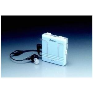 無料健康・介護相談サービス対象製品 ミミー電子 高帯域ポケット補聴器「ビオラ」 ME-143  特典:大和田先生の補聴器ひとくち冊子をプレゼント |biomedicalnet