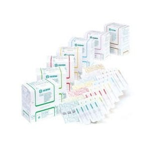 SEIRIN(セイリン) 鍼灸針Jタイプ(プラスチック針菅付)100本×5箱 【特典付】