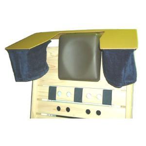 ヘッドタオル(頭部カバー取付用)|biones
