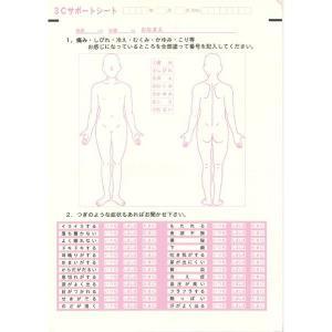 診療支援システム「PS-LAN」用3Cサポートシート|biones