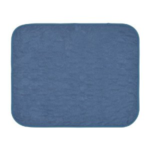 防水チェアパッド「介護用品」ブルー(119221)