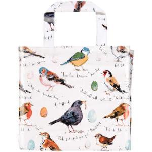 鳥柄 雑貨 グッズ/小鳥のミニバッグ Bird Song bird-style