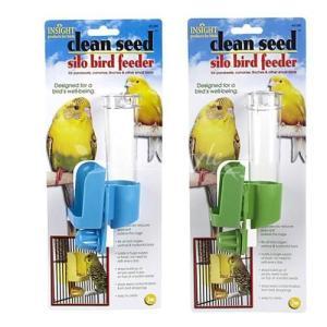 インコ 鳥 餌入れ/サイロバードフィーダー スリムタイプ|bird-style