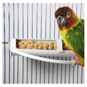 インコ 鳥 餌入れ/ミレットホルダー 粟穂ホルダー|bird-style