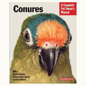 CONURES〜Complete Pet Owner's Manual|bird-style
