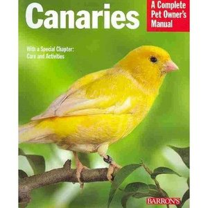 CANARIES〜Complete Pet Owner's Manual|bird-style