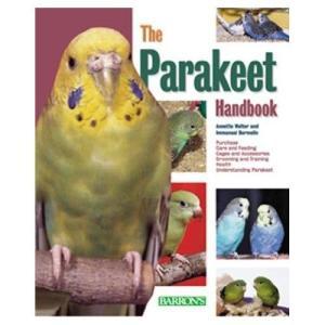 THE PARAKEET HANDBOOK|bird-style