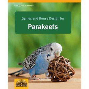 GAME AND HOUSE DESIGN FOR PARAKEET|bird-style