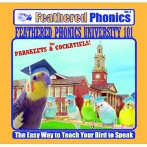 インコ 鳥 おもちゃ/The Easy Way To Teach Your Bird To Speak  鳥用CD bird-style