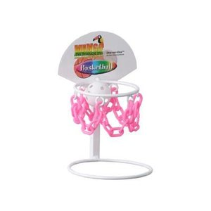 インコ 鳥 おもちゃ/鳥用バスケットボールセット&クリッカーガイド ミニ bird-style