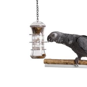 インコ 鳥 おもちゃ/プッシュ&プル フォージングトイ|bird-style