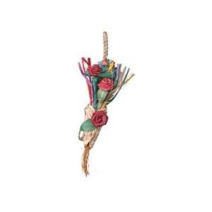 インコ 鳥 おもちゃ/バーディブーケ S|bird-style