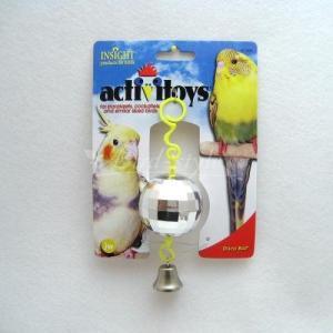インコ 鳥 おもちゃ/バードトイ・ディスコボール|bird-style