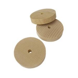 BMオリジナル / 無垢木円盤型55×10mm / 9991390