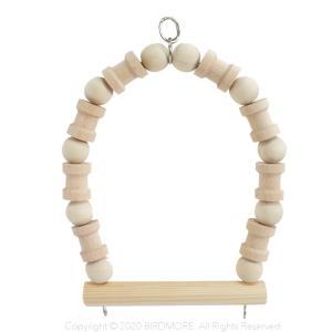 バードモア オリジナル / モアブランコ・中 / 9992785 ( 鳥 とり トリ インコ オウム おもちゃ ブランコ バードモア )|birdmore