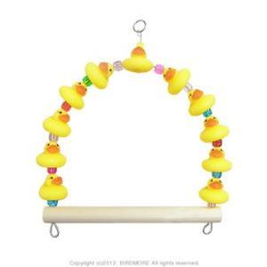 ALOHA HEAVEN ( アロハ ヘブン ) / ダッキーイレブン / 9993749 ( 鳥  とり トリ 鳥用品 インコ オウム おもちゃ TOY ステンレス )|birdmore