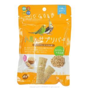ハイペット / 小鳥のサプリバー カナリアシード + えん麦 / 9995362  ( 鳥 とり トリ 餌 えさ エサ フード ごはん インコ オウム )|birdmore