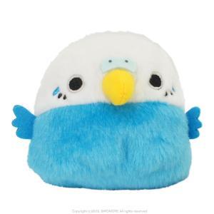 三英貿易 / とり だんご / セキセイ ・ ブルー ( BIRDMORE バードモア 鳥用品 鳥グッズ 雑貨 鳥 とり プレゼント  )|birdmore