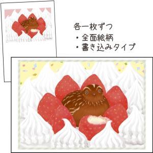 ことり御屋 / ポストカード/ウズラ/234A0204