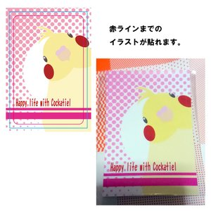 まぢかるどりぃまぁ / カードサイズシール/オカメ・ルチノー...