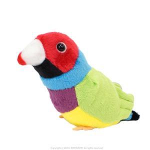 太洋産業貿易 / ぬいぐるみ / コキンチョウ SM217 / 9997072 ( 鳥用品 鳥グッズ 鳥 とり トリ プレゼント)|birdmore