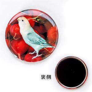 tokyoShiori / マグネット01/コザクラインコ / 245A0212