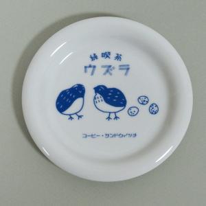 ことり御屋 / プレート / ウズラ / 234A0229 ( BIRDMORE バードモア 鳥グッズ 鳥用品 プレゼント ) birdmore