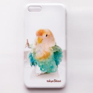 tokyoShiori / スマホケース10 / 245A0235( BIRDMORE バードモア コザクラ 小桜 鳥用品 鳥グッズ 鳥 とり インコ プレゼント )|birdmore