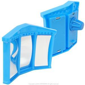JW   Fun House Mirror   ブルー   9997036   BIRDMORE バードモア 鳥グッズ 鳥用品 雑貨 鳥 バード プレゼント おもちゃ|birdmore