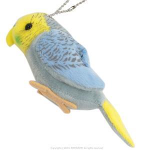 太洋産業貿易 / マスコット / Hangセキセイ・レインボー SQ078 / 9997442( BIRDMORE バードモア 鳥用品 雑貨 グッズ 鳥 トリ インコ プレゼント )|birdmore