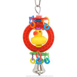 SBC  PK2004 Ducky-go-round   9997479  BIRDMORE バードモア 鳥用品 鳥グッズ 鳥 とり トリ インコ 文鳥 プレゼント|birdmore