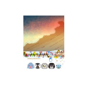 Fairinko / リングノート/Mix / 248A0215 ネコポス 対応可能 ( BIRDMORE バードモア 鳥用品 鳥グッズ 雑貨 グッズ 鳥 とり トリ インコ  プレゼント )|birdmore