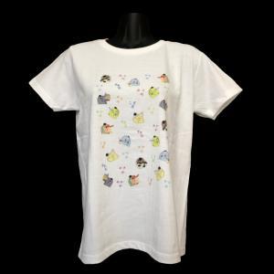 Fairinko / Tシャツ/Mix / 248A0217 ( BIRDMORE バードモア 鳥用品 鳥グッズ 雑貨 グッズ 鳥 とり トリ インコ  プレゼント )|birdmore