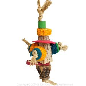 PP / マホガニー ミニトーイ / 9997748  ( BIRDMORE バードモア 鳥用品 鳥グッズ 鳥 とり トリ インコ おもちゃ ) birdmore