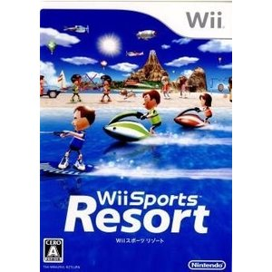 Wiiスポーツリゾート(ソフト単品) 中古 Wii ソフト|birds-eye