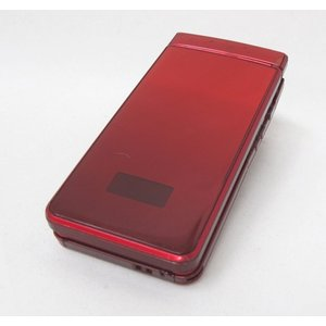 PRIME N-04B Red Motion docomo(ドコモ) 中古 ガラケー 携帯電話|birds-eye