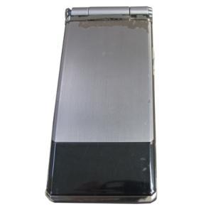 ガラケー 中古 docomo STYLE series F-04D TITANIUM SILVER docomo(ドコモ) 携帯電話