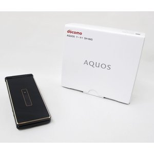 ガラケー 未使用品 シャープ docomo SH-06G AQUOS ケータイ ドコモ 携帯電話|birds-eye