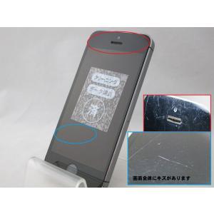 iPhone5S A1453 64GB スペースグレー softbank(ソフトバンク) 中古 スマホ スマートフォン birds-eye