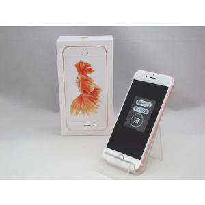 iPhone6S 64GB A1688 ローズゴールド softbank(ソフトバンク) apple アップル 中古 スマートフォン スマホ birds-eye