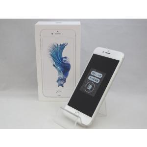 iPhone6S 16GB A1688 シルバー au(エーユー) 中古 スマホ スマートフォン birds-eye